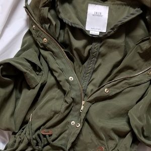 iris utility coat good condition